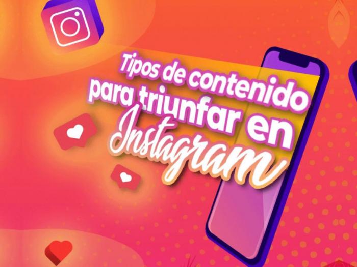 Contenido para instagram