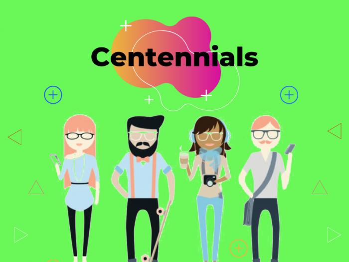 Centennials, Generación Z