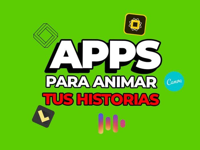 Apps para historias de instagram