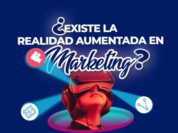 Realidad aumentada en marketing