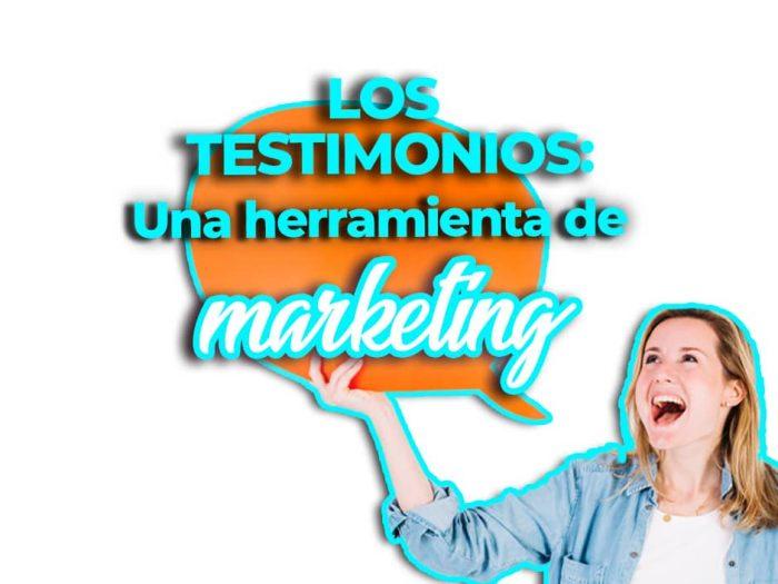 Testimonios en el marketing